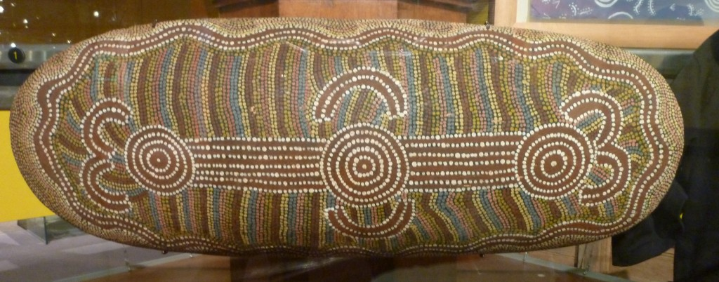 THE ABORIGINAL ART OF AUSTRALIA