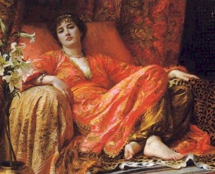 COURTESANS OF ANCIENT INDIA
