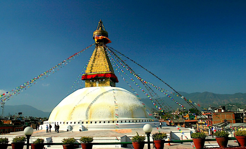 BOUDHANATH THE HERMITAGE OF AWAKENING