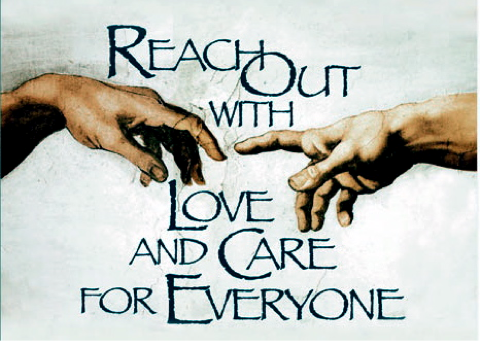 reach out in love essay