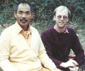 Nyoshul Khenpo and David