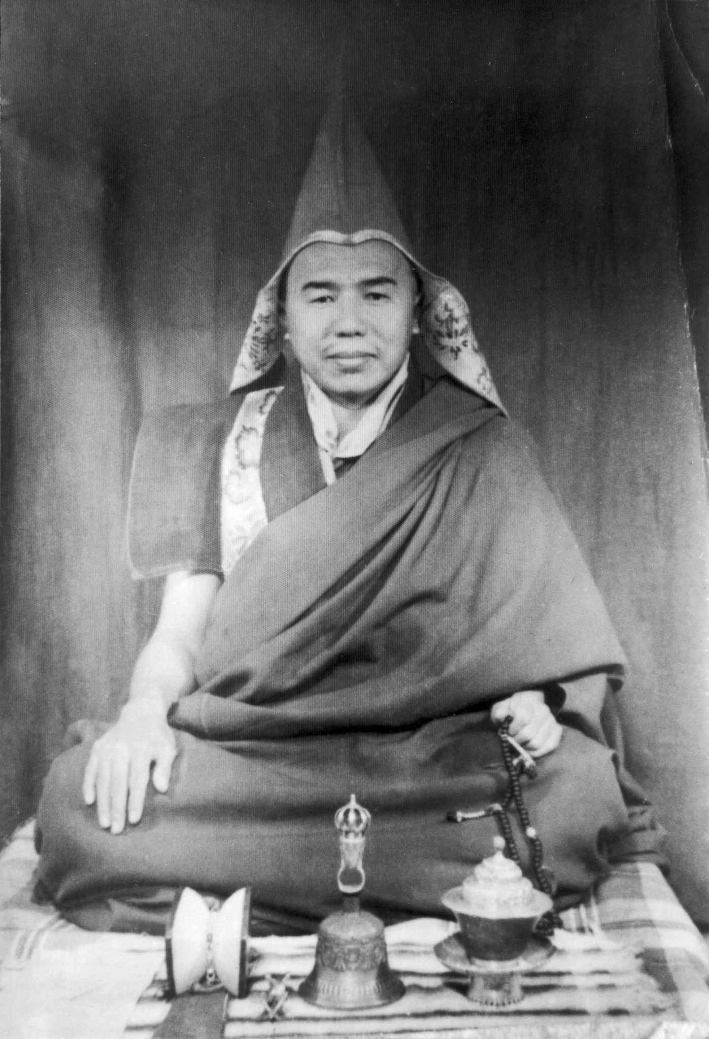 Tulku Urgyen Rinpoche - early photo