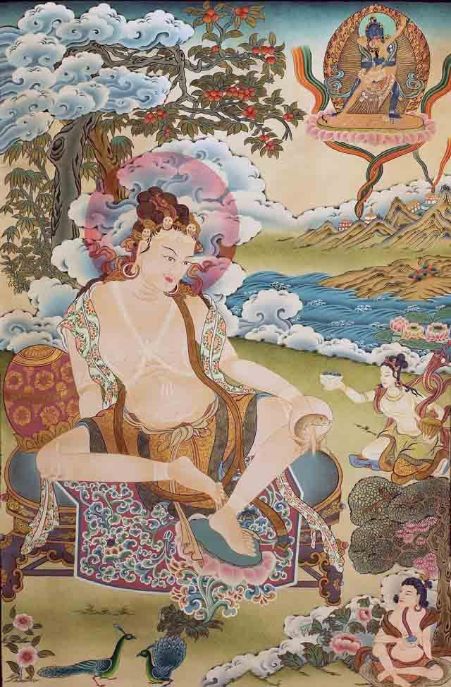 AN INVOCATION TO TILOPA