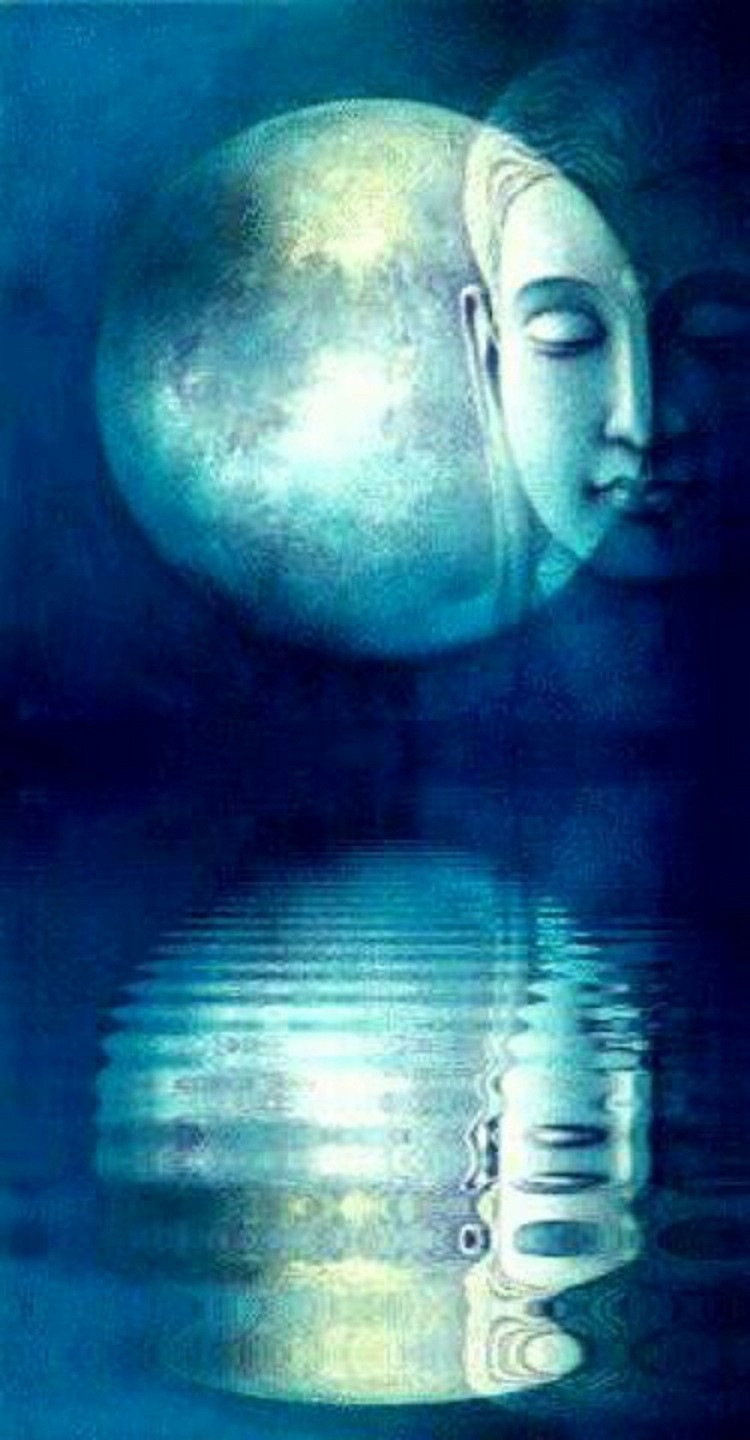 Moonlight Buddha