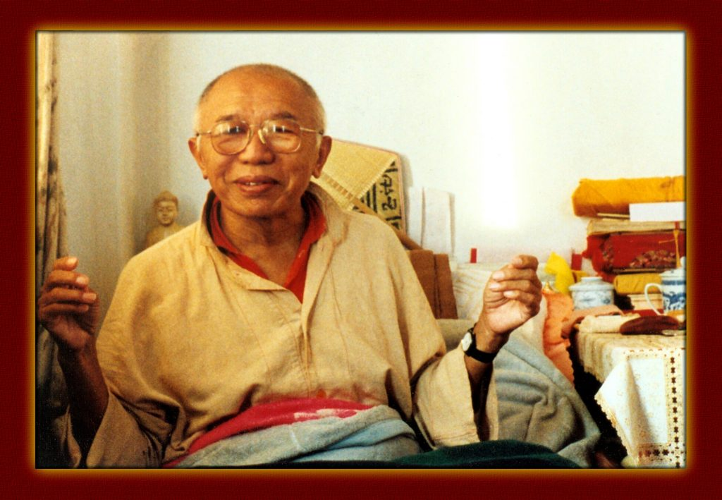 MIXING FIRE AND WATER – AN INTERVIEW WITH TULKU URGYEN RINPOCHE