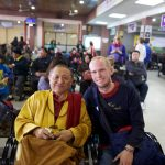 HOW CHOKYI NYIMA RINPOCHE TAUGHT ME TO WALK