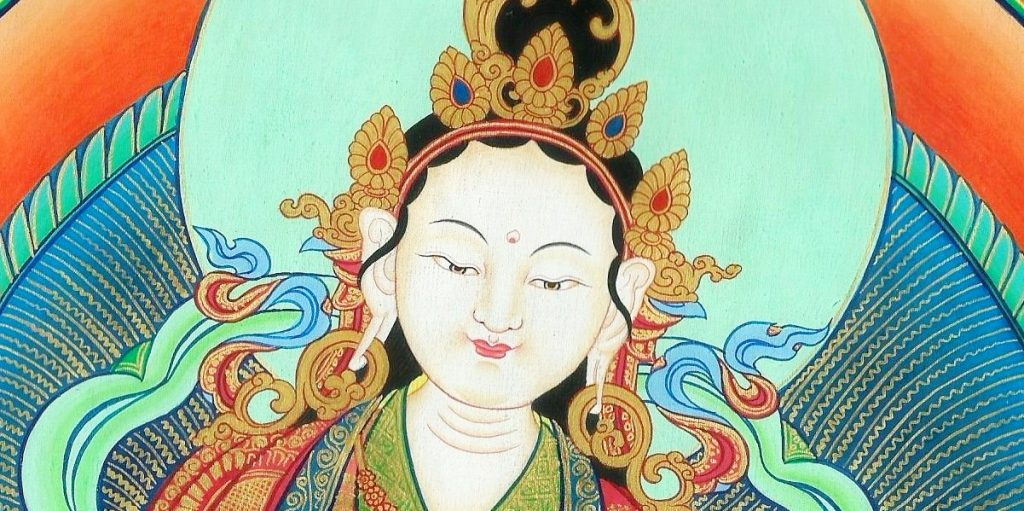 PADMASAMBHAVA'S FOUR TEACHINGS TO THE DAKINI