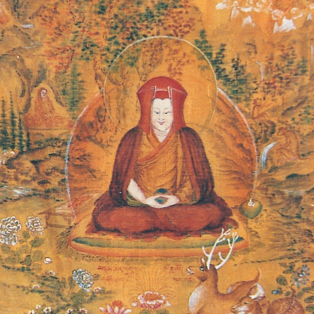 THE ELEVEN INSTRUCTIONS OF GAMPOPA
